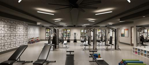 Midtown, Charleston - Fitness Space