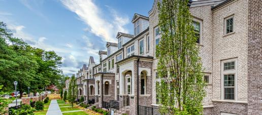 Halstead - Townhomes, Atlanta - SIDEWALKS