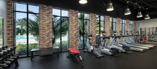 The Enclaves at Festival Cove , Orlando - Fitness Center