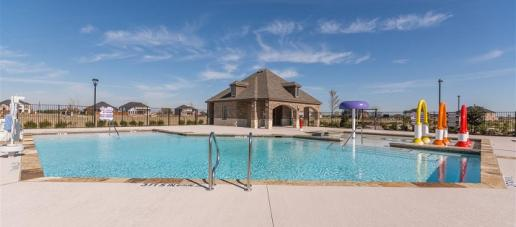 The Parks at Legacy, Dallas - Swimming Pool