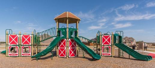 The Parks at Legacy, Dallas - Community Parks
