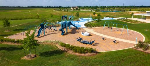 Dellrose, Houston - Playground