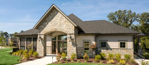 Lake Castleberry, Raleigh - Lakefront Community Clubhouse