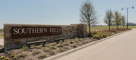 Southern Hills 50' Parkside Series, Dallas - Frisco ISD