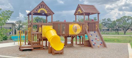 Southglen, San Antonio - Playscape