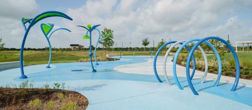 Dellrose, Houston - Splash Pad