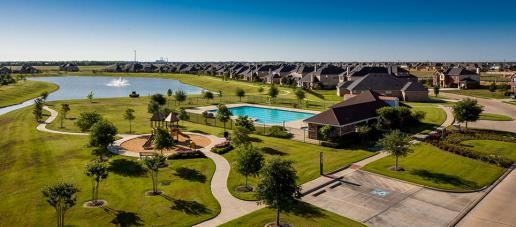 Summer Lakes 70FT, Houston - Amenity Center