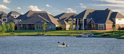 Lakeshore at Towne Lake, Houston - Lakes