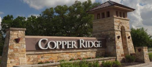 Copper Ridge, San Antonio - Gated Community