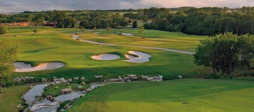 Southern Hills 50' Parkside Series, Dallas - TPC Golf Course