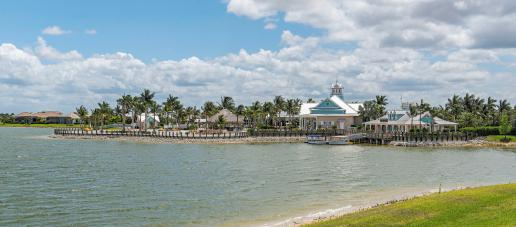 Naples Reserve, Naples - 22 Interconnected Lakes And 125 Acre Main Lake With Private Island