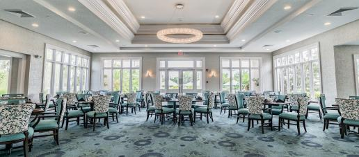 Rosedale, Sarasota - Clubhouse Dining Room