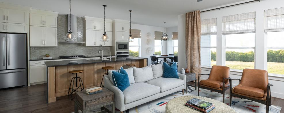 New Home Communities in Georgetown, TX by Ashton Woods