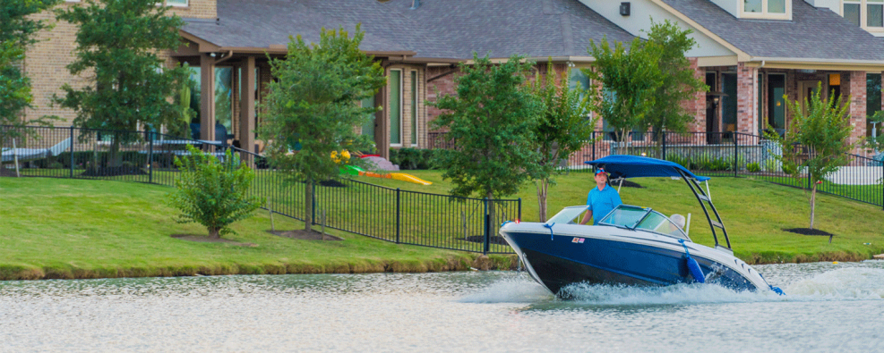 Towne Lake Master Planned Houston Texas Community