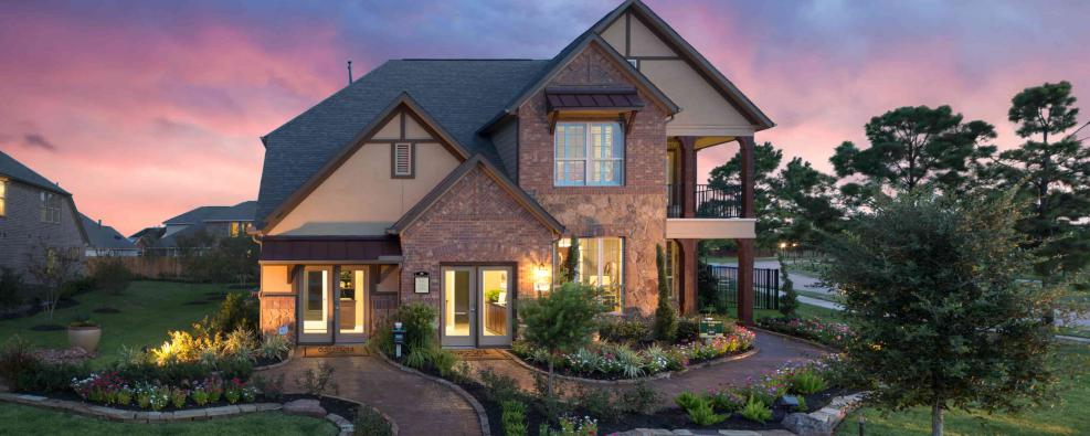 New Home Communities in Pearland, TX by Ashton Woods Ashton Woods Homes