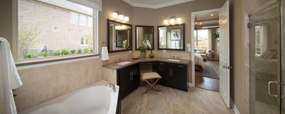 Bridgeport Master Bathroom