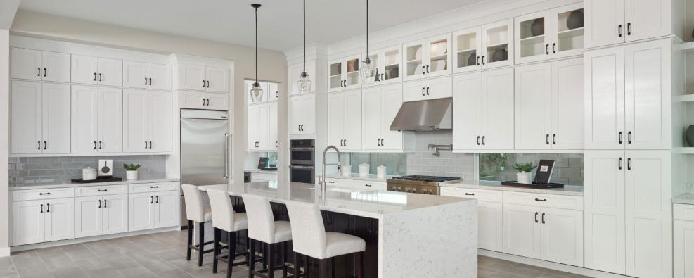 Graystone Daisy Plan Kitchen