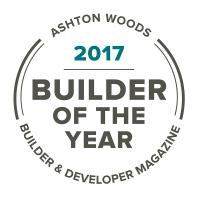 Builder & Developer Magazine Builder of the Year 2017