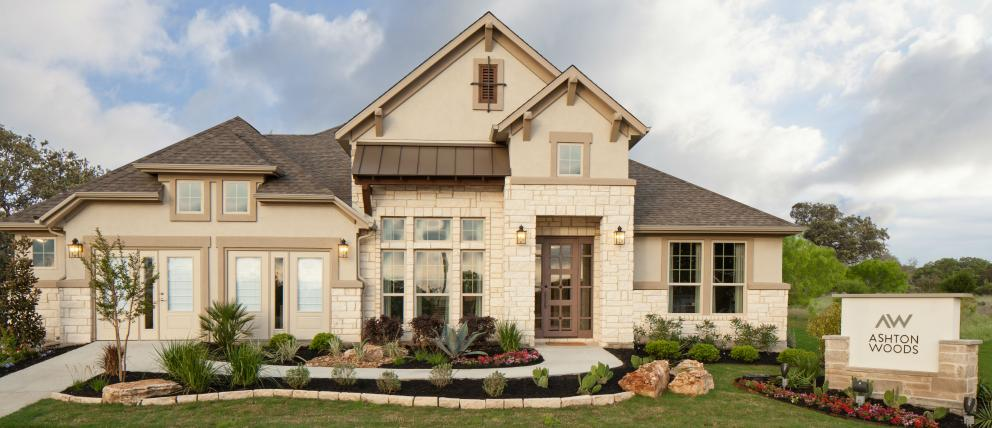 New Home Communities In Austin Tx By Ashton Woods
