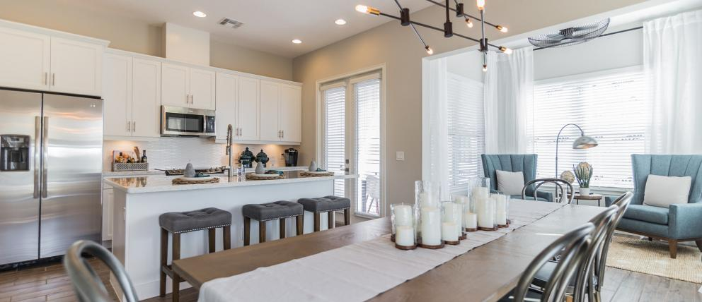 Laureate Park Townhomes