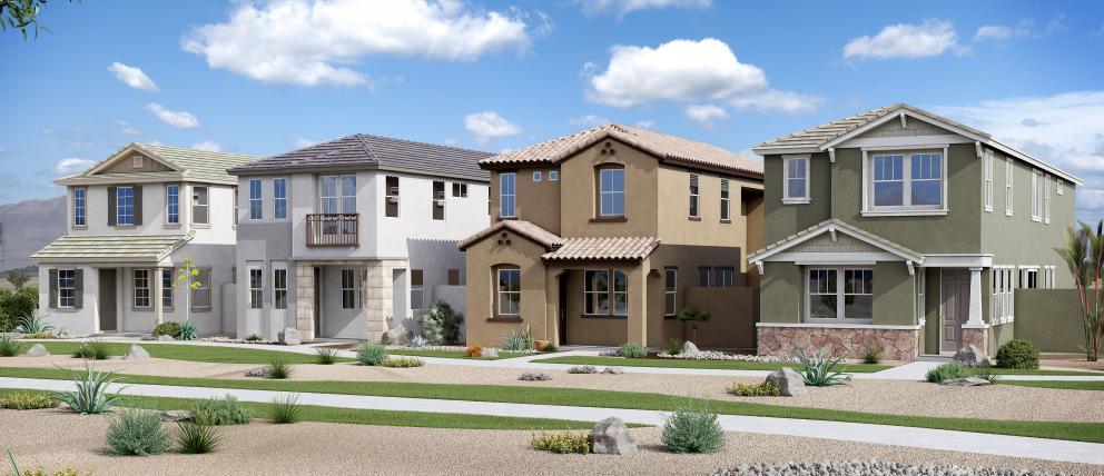 New Home Communities In Phoenix Az By Ashton Woods