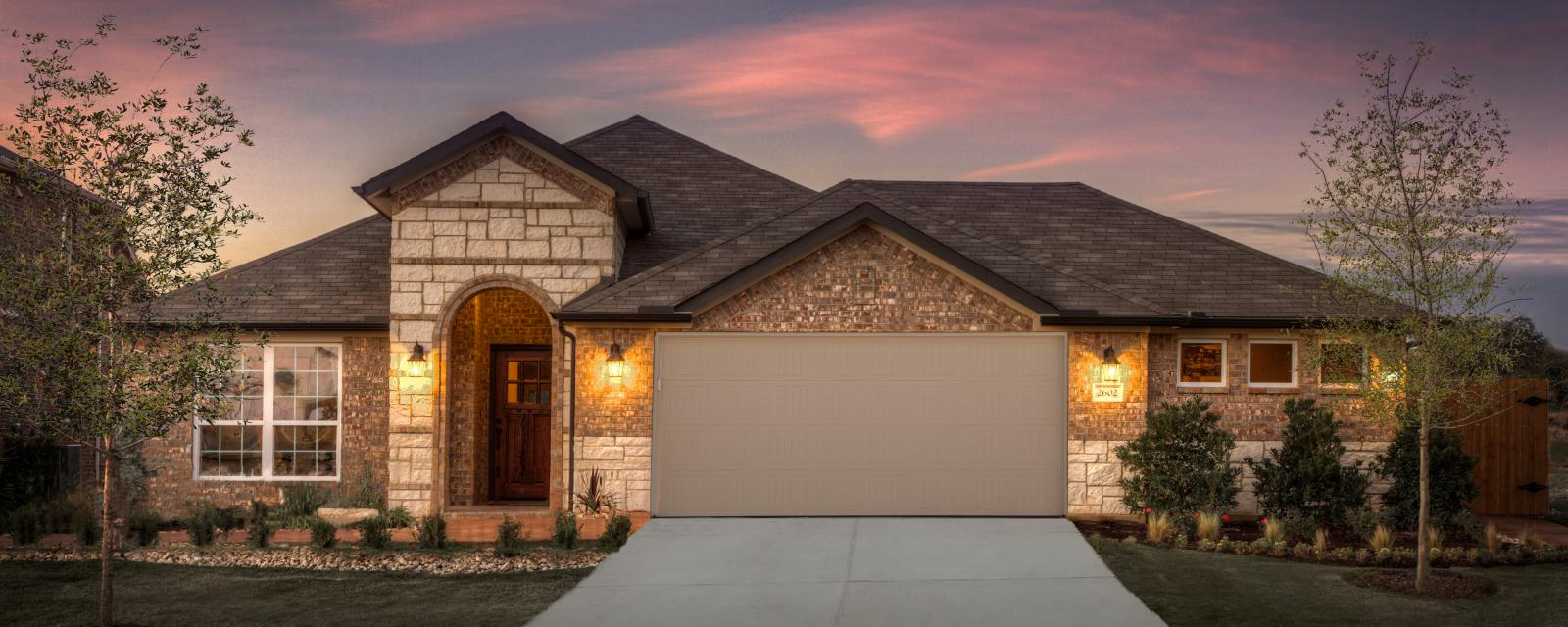 Bunny trail estates new homes killeen fort hood tx home for Home builders in killeen tx