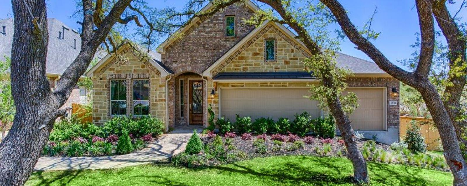Front Gate At Fair Oaks Ranch New Homes San Antonio