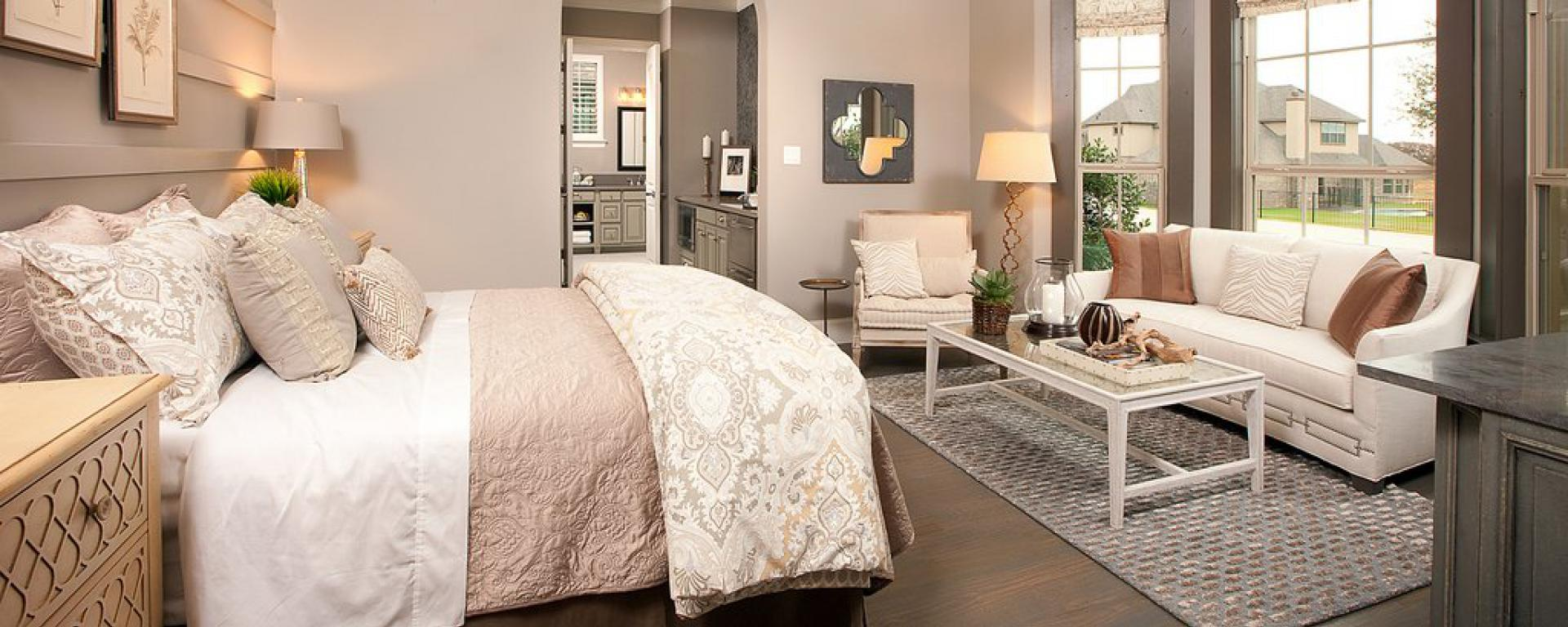 parc mont new home plan for canterbury hills community in dallas