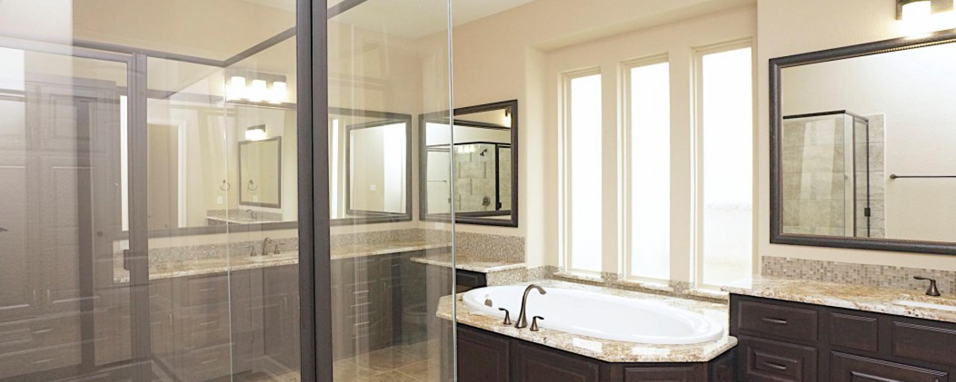 Tamarind new home plan for cypress creek lakes 80ft for Bathroom design 2019