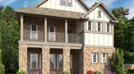 Lago - Lakeshore at Towne Lake Villas