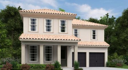 Hanover - Estates at Sweetwater Country Club Traditional