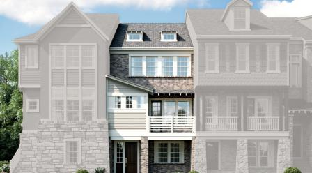 Apsley  - Lakeshore at Towne Lake Townhomes