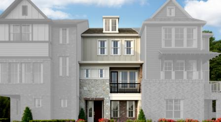 Carlisle - Lakeshore at Towne Lake Townhomes