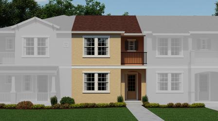 Florence - Hamlin Reserve Townhomes