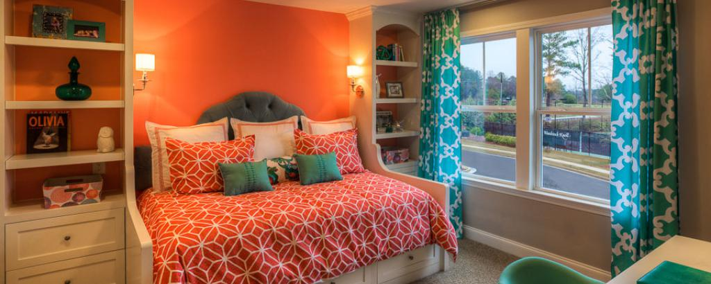 Greenville 2S, Woodstock - bedroom