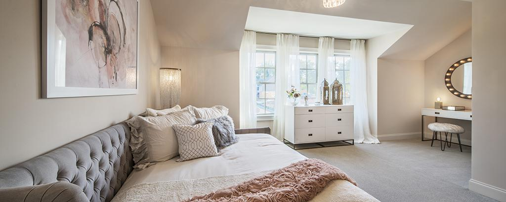 Harp, Sandy Springs - bedroom