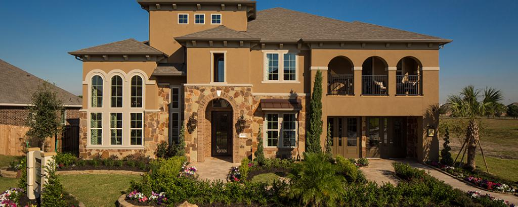 Bellagio, Woodlands - exterior