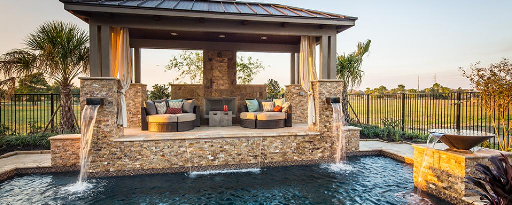 Bellagio, Pearland - outdoor