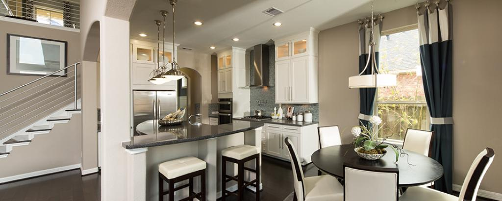 Christopher, Pearland - kitchen
