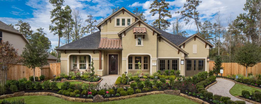 Colton, The Woodlands - exterior