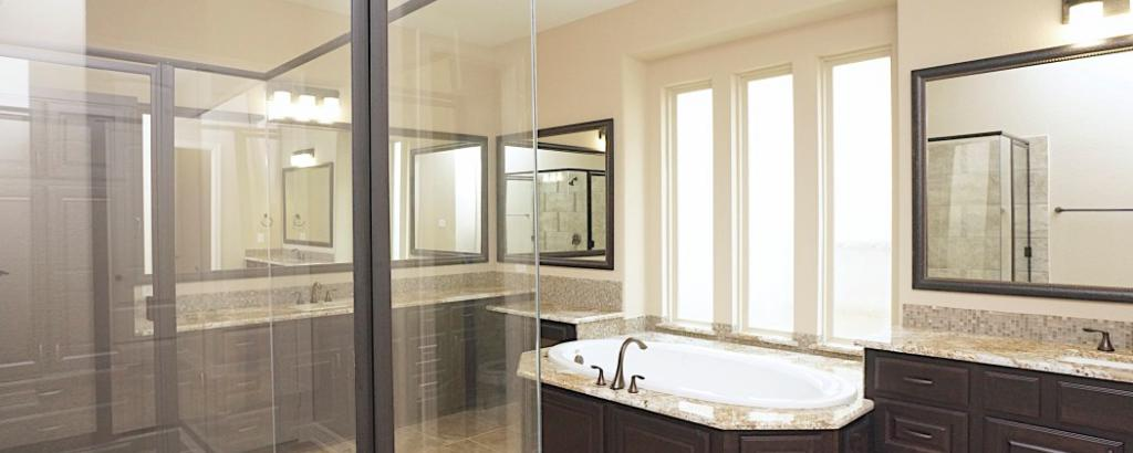 Tamarind, Woodlands - bathroom