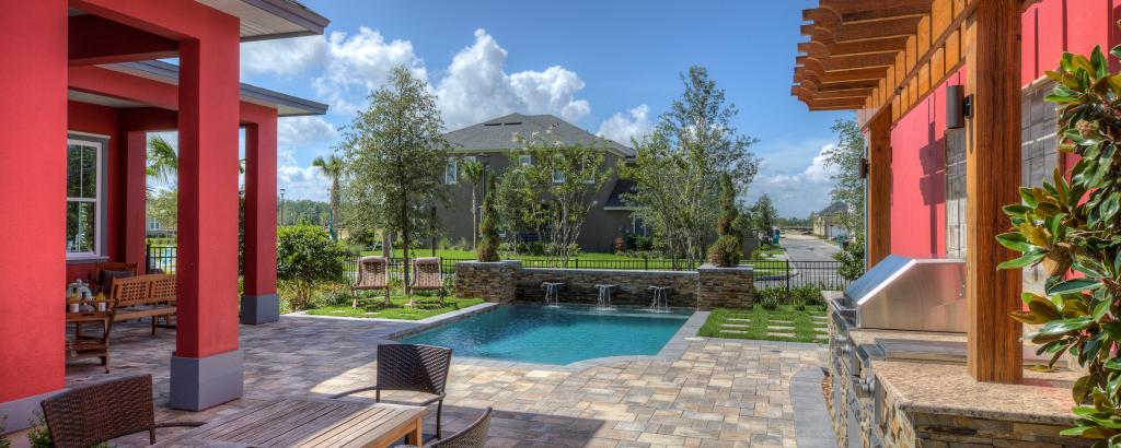 Anderson, Lake Nona - outdoor