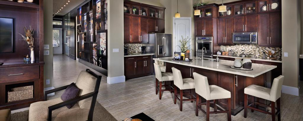 Lahey, Lake Nona - kitchen