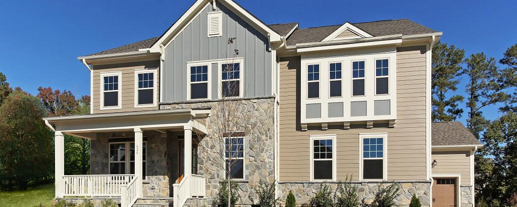 The Berkshire at Braemore, Cary - exterior