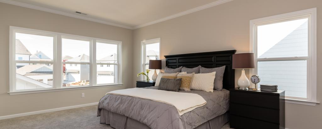 The Chesapeake, Wake Forest - bedroom