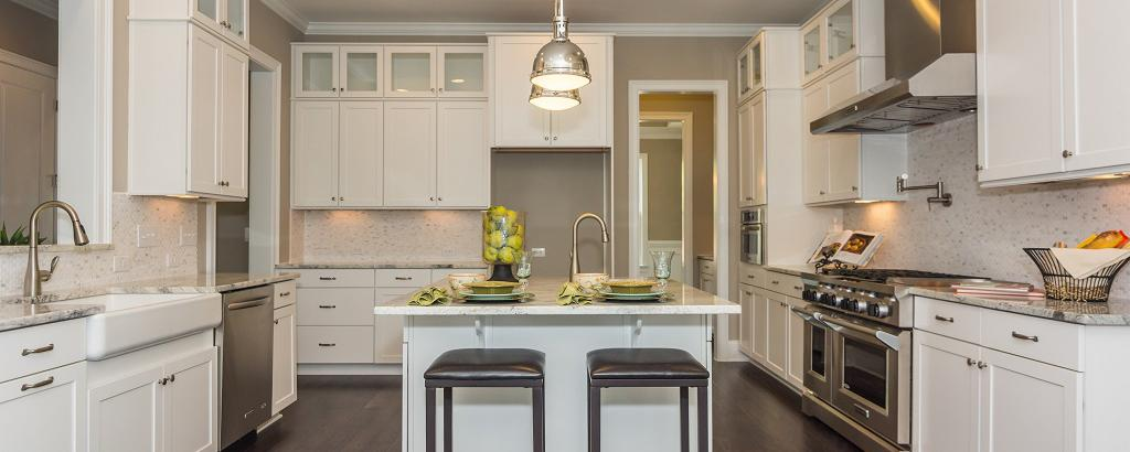 The Chessington at Greys Landing, Raleigh - kitchen