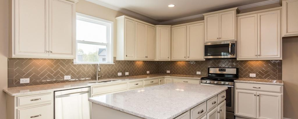 The Dillon at Kildaire Crossing, Cary - kitchen