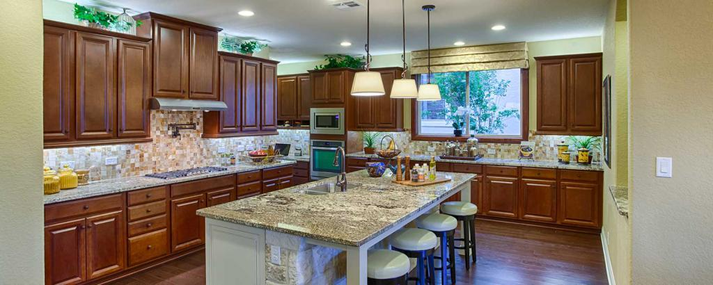 Salvatore, Fair Oaks Ranch - kitchen