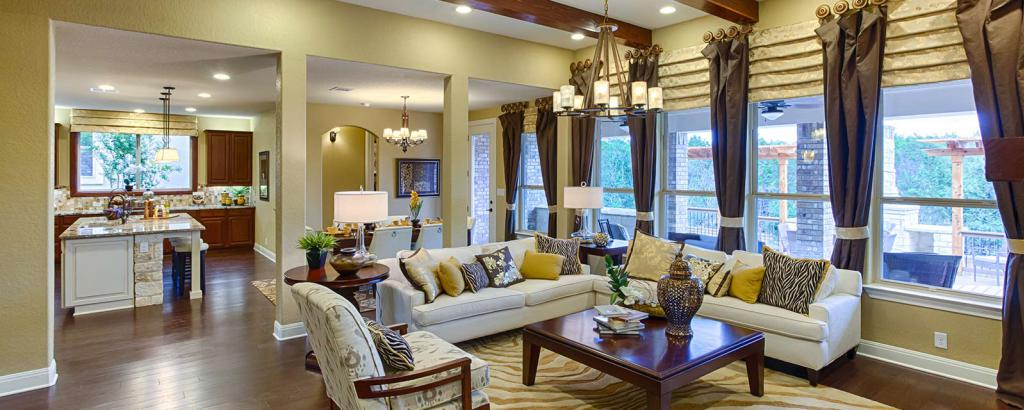 Salvatore, Fair Oaks Ranch - living