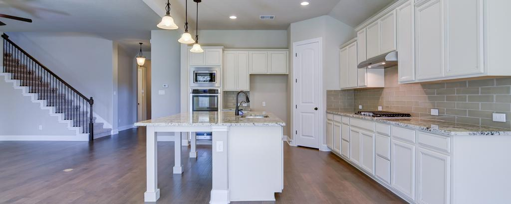 Taylor, Boerne - kitchen